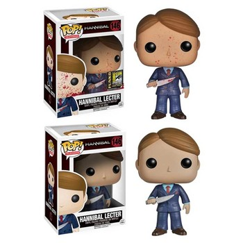 FUNKO POP Hannibal 146# Vinyl Action Figure Toys Movie Peripheral Collection Model Dolls for Kids Halloween Gifts 1