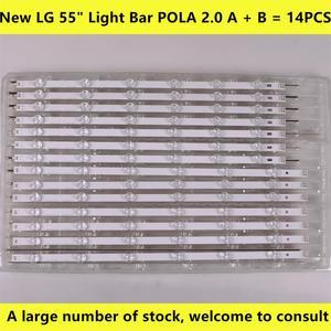 """Image 1 - Светодиодный фонарь для подсветки, 12 светодиодных лент для телевизора LG 55 """"55LN5400 55LN5200 INNOTEK POLA2.0 55 Innotek POLA 2,0 55 55la620v 55LN549C"""