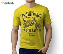 Men T-Shirts Fashion 2019 New Summer Brand Clothing O-Neck Short Sleeve Ultimate Italian Motorcycle Rxv550 2010 Inspired Motorc