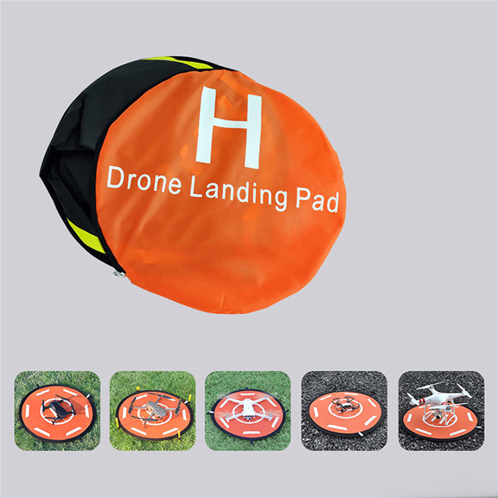 56CM Waterproof Drone Landing Pad For DJI Mavic Mini Mavic Pro/2 For Xiaomi FIMI X8 For Runner 250 QAV250 Drone Accessories