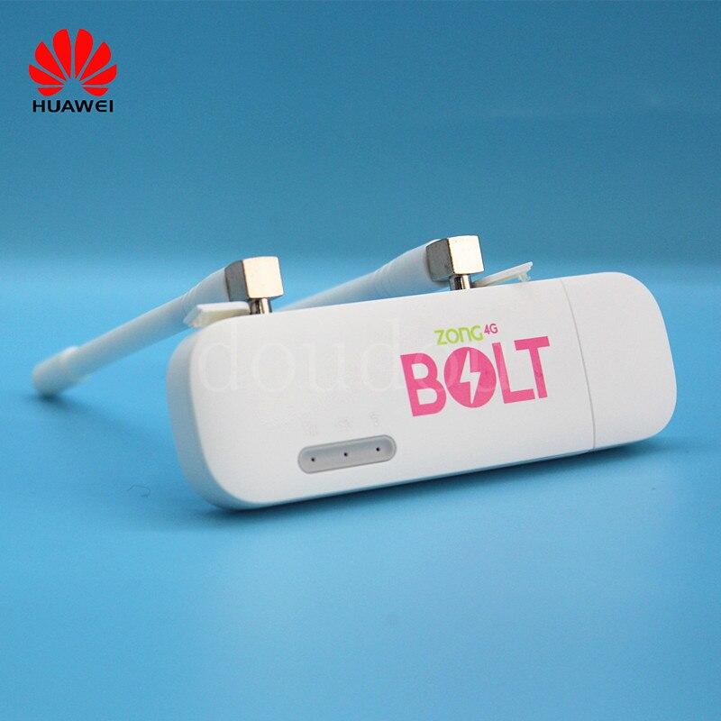 Débloqué nouveau Huawei E8372 E8372h-153 E8372h-608 avec antenne 4G LTE 150Mbps WiFi Modem 4G USB Modem Dongle 4G Carfi Modem - 3
