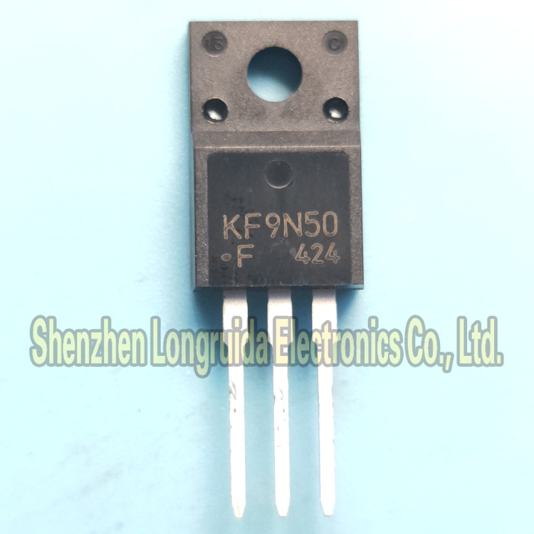 10PCS KF9N50 TO 220F MOSFET TRANSISTOR 9A 500V|Battery Accessories| |  - title=