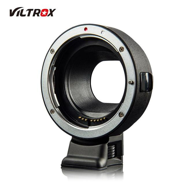 Viltrox Auto Focus EF EOS M MOUNT Lens Mount Ring Adapter for Canon EF EF S Lens to Canon EOS Mirrorless Camera