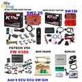 Полный ECU чип тюнинг инструмент онлайн ЕС красный Kess V2.53V5.017 неограниченный KTAGV7.020 FGTECH Galletto 4 V54 V0386/V0475 BDM100 автомобильный Грузовик