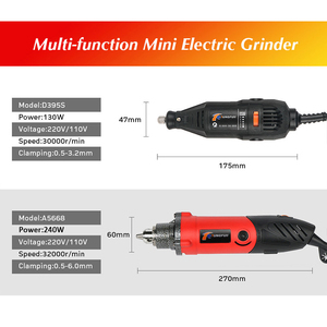 Image 5 - Mini Electric Grinder  Variable Speed Mini Dremel Tool For Jewelry Metal Glass Rotary Tool Accessories Engraving Pen