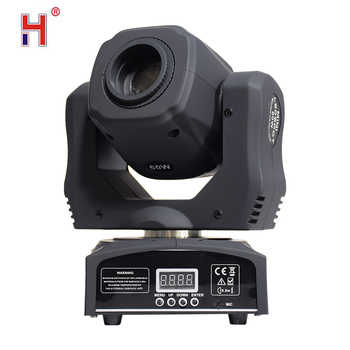 60W Led Spot Moving Head Light Mini Dmx Light Disco Dj Lighting Led Stage Lights Dj Lights High Brightness For Party Concert - DISCOUNT ITEM  0 OFF All Category