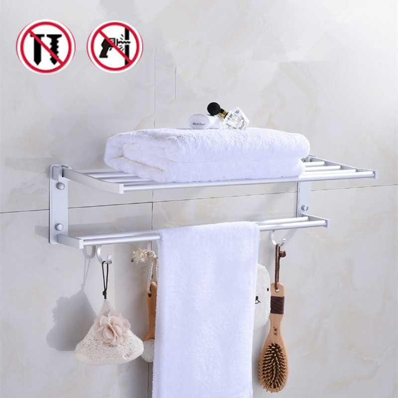 E Aluminum Hanging Towel Rack