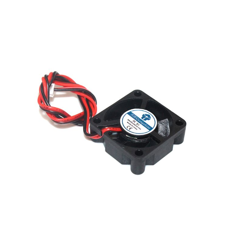 1PC DC 2Pin Mini 3010 Cooling <font><b>Fan</b></font> <font><b>5V</b></font>/12V/24V <font><b>30MM</b></font> 30x30x10mm Small Exhaust <font><b>Fan</b></font> for 3D Printer image