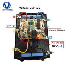 Carte de Protection pour batterie Lithium 5S 18.5V 18a, BMS 18650, Li-ion, Packs de cellules, court-Circuit, surcharge, décharge