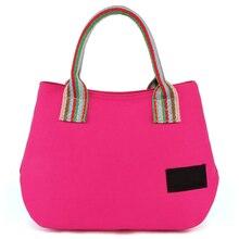 Womens Canvas Slung Shoulder Bag Ladies Beach Handbag Solid Shopping Vintage Large Capacity