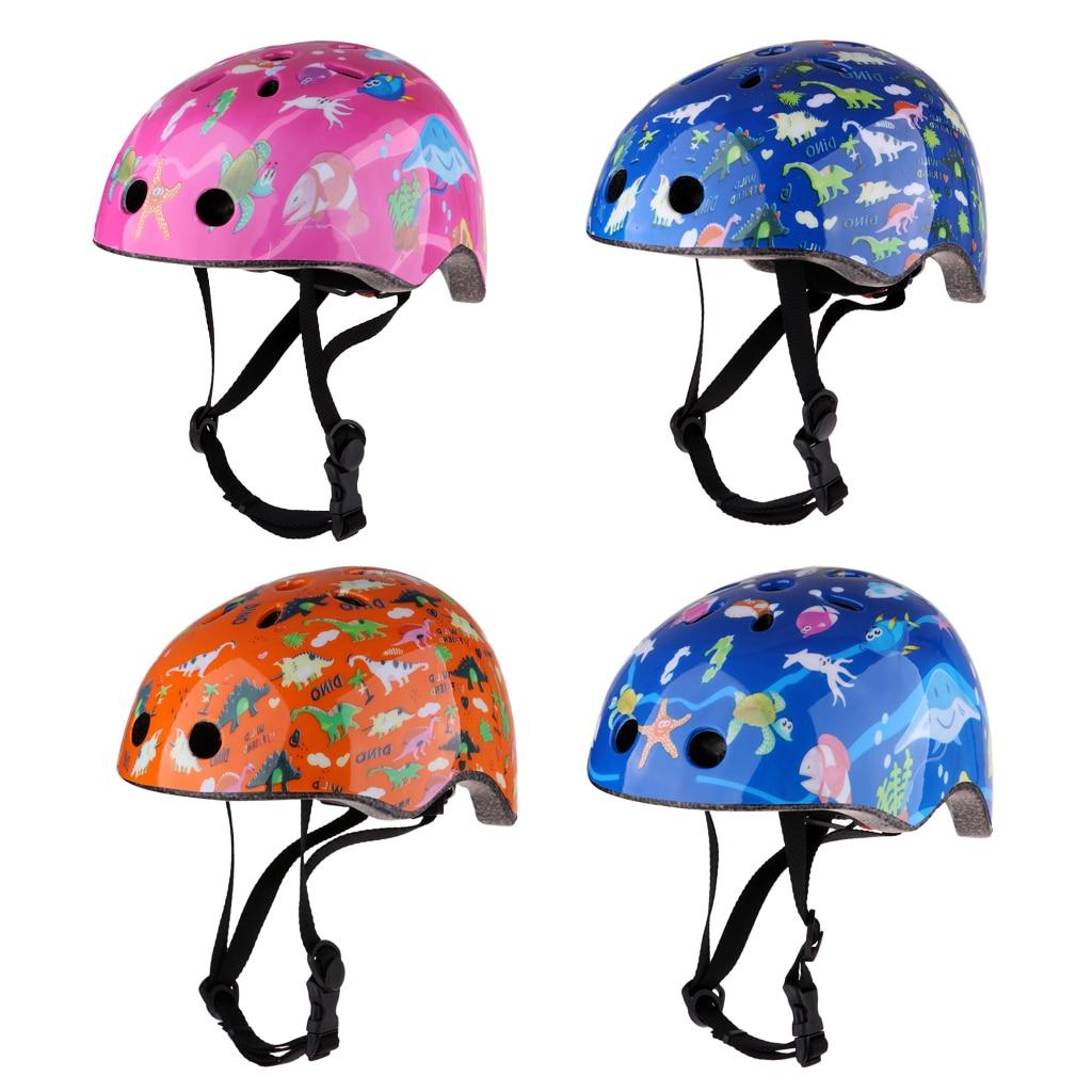 Kids childrens Boys Girls  Cycle Bike Scooter  Sfety Crash Helmet  Bad Boy