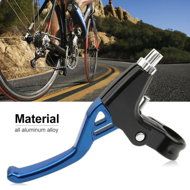 1 Pair Aluminum Alloy Handle Bike Mountain Lightweight MTB Bicycle Brake Lever