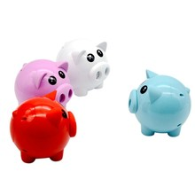 лучшая цена Cute Pig Bluetooth Speaker Portable Card Subwoofer Support FM Radio TF Card with 1200mAh Large Battery
