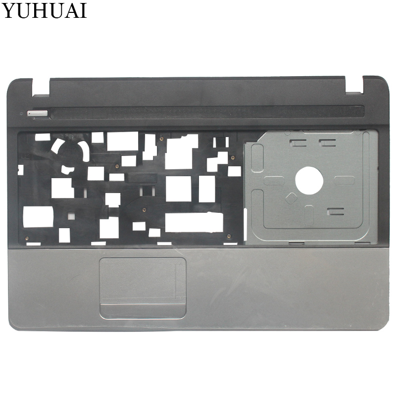Image 2 - NEW case cover For Acer Aspire E1 571 E1 571G E1 521 E1 531 Palmrest COVER/Laptop Bottom Base Case Cover AP0HJ000A00 AP0NN000100-in Laptop Bags & Cases from Computer & Office