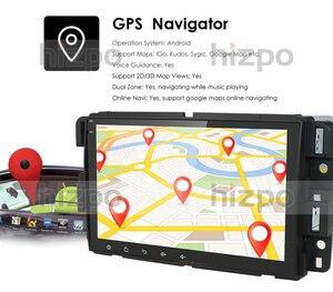 Image 4 - Автомобильный мультимедийный плеер, Магнитола на Android 10, с GPS Навигатором, для GMC, Chevrolet, Chevy, Yukon, Tahoe, Sierra надлежащего качества, 2 + 32