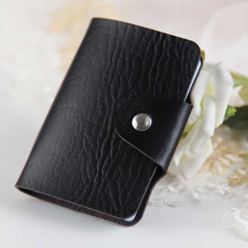 2019 Travel Wallet/ID Card Holder PU Leather RFID Unisex Security Credit Pass Air tickets Multi-Function Package passport cover