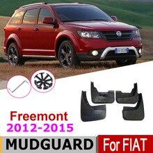 Garde-boue pour Fiat Freemont de 2015 à 2012, accessoire de garde-boue pour voiture, 2015 2014