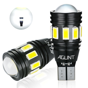 Image 1 - AGLINT 2PCS T15 W16W 912 921 LED Bulbs CANBUS No Error LED 5630 3030 SMD For Car Back Up Light Reverse Lights White 6000k 12 24V