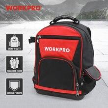 Сумка для инструментов workpro водонепроницаемый рюкзак 17 дюймов