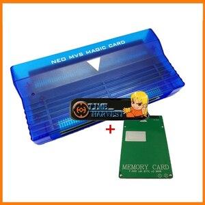 Image 1 - NEO GEO MVS в AES адаптер NeoGeo MVS 161 в 1 картридж конвертировать в AES конвертер плата для NEO GEO AES консоль блок