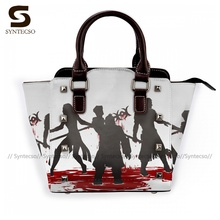 Dragon Age Shoulder Bag Female Fashion Handbag Stylish Leather Travel Bags