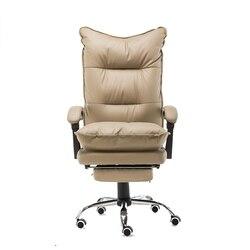 Yüksek kaliteli ofis yönetici koltuğu ergonomik bilgisayar oyun sandalyesi sandalye cafe ev sandalyesi