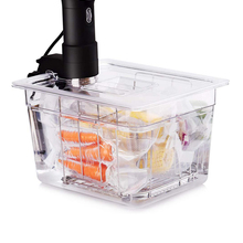 Containers-Sets Dividers-Separator Cooker Sous Circulators Immersion 11L for Detachable