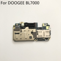 Used DOOGEE BL7000 Mainboard 4G RAM+64G ROM Motherboard For DOOGEE BL7000 MTK6750T Octa Core 5.5'' FHD 1920x1080 Mobile Phone Circuits     -