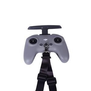 Image 2 - Joystick in lega di alluminio FPV Drone telecomando pollice bilancieri cordino da collo cordino per accessori DJI FPV