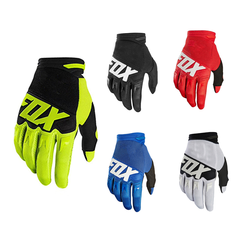 New MX Motorcycle Gloves BMX MTB Cycling Gloves Dirt Bike Bicycle Gloves Motorbike Racing Riding Motocross Gloves Out Sports