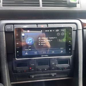 "Image 2 - JOYING 6.2 ""אחת 1 Din אנדרואיד אוטומטי רכב רדיו סטריאו אוניברסלי ראש יחידת GPS מולטימדיה נגן DVR אביזרי אחורי תצוגת מצלמה"