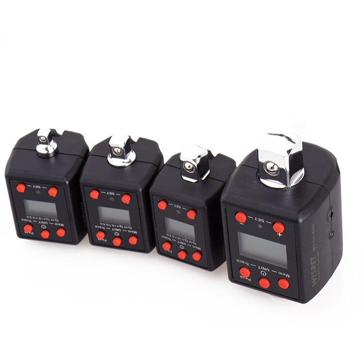 Electronic Digital Torque Wrench Torquemeter External Torque Adaptors Large Torque 1.5 1000NM Torque Meter|Wrench|Tools - title=