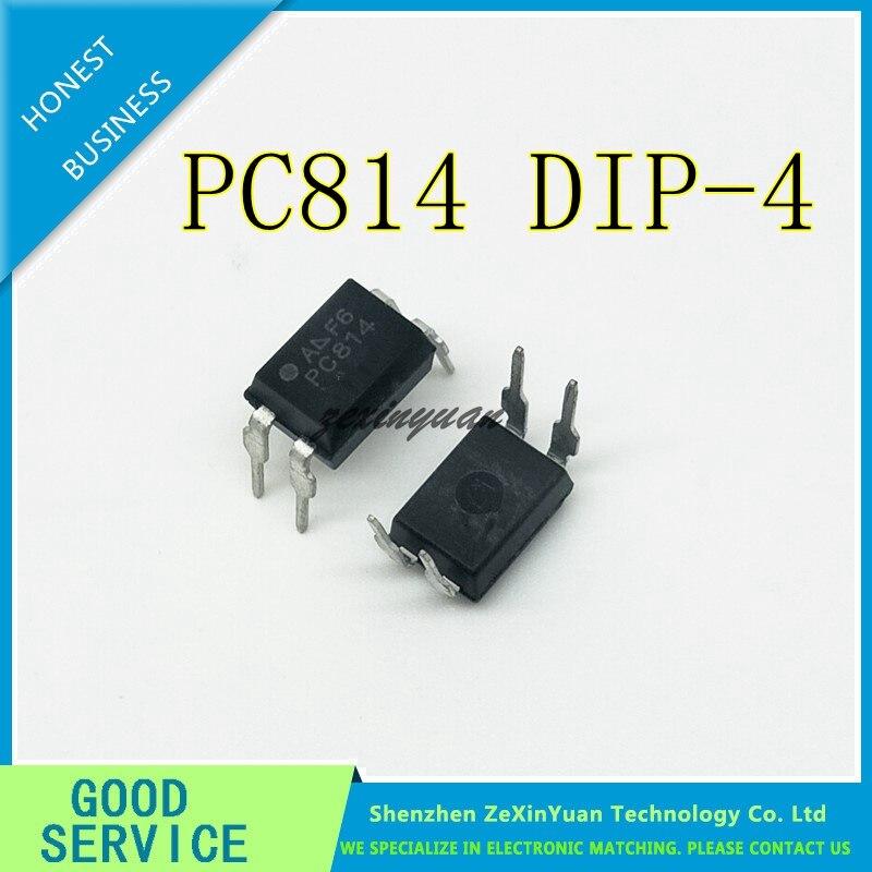 20PCS/LOT PC814 EL814 814 DIP-4 PHOTO COUPLER PHOTOCOUPLER