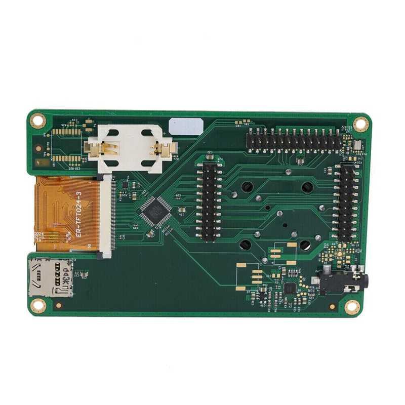 1 MHz-6 GHz 2.4 אינץ מגע LCD פנל Portapack עבור HackRF אחד SDR רדיו מוגדר תוכנה