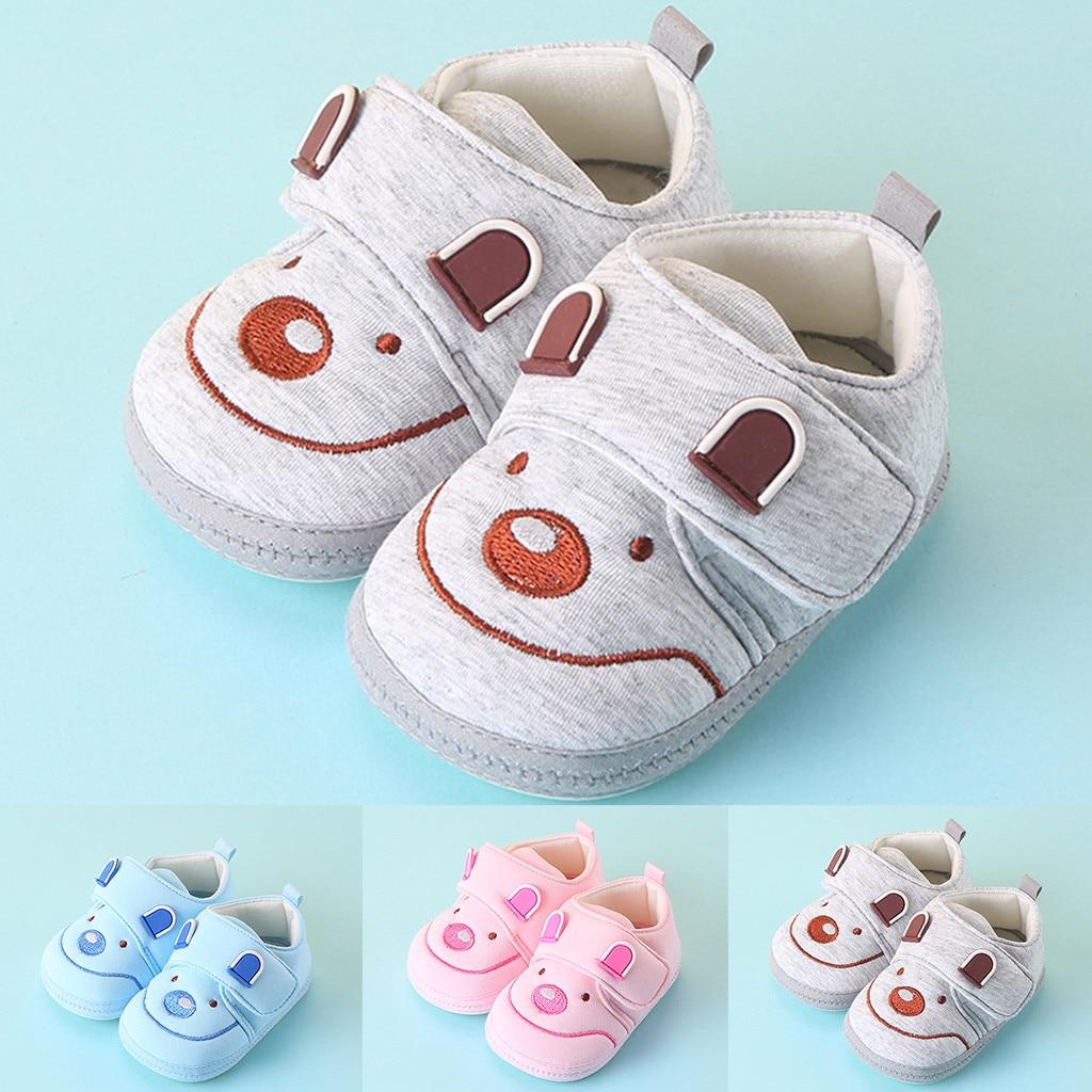huge inventory sneakers watch Newborn Baby Toddler Kids Girls Boys Fashion Cartoon Soft First ...
