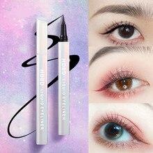 Pen Eyeliner Cosmetic-Tool Black Waterproof And Liquid Long-Lasting Brown Soft-Tip Heat-Resistant