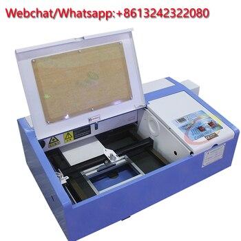 Petite Mini machine de gravure Laser CO2 40W 50w