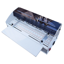 electric paper creasing machine paper Creaser paper punching machine cutting and creasing machine Automatic crease machine