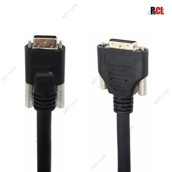 POCL CameraLink MDR to SDR cable Camera Link POCL 26PIN SDR/MDR Industrial Camera Cables