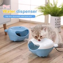 Automatic Pets Water Fountain for cats Fountain USB Electric Water dispenser Automatic Circulation Live Oxygen Drinking Device