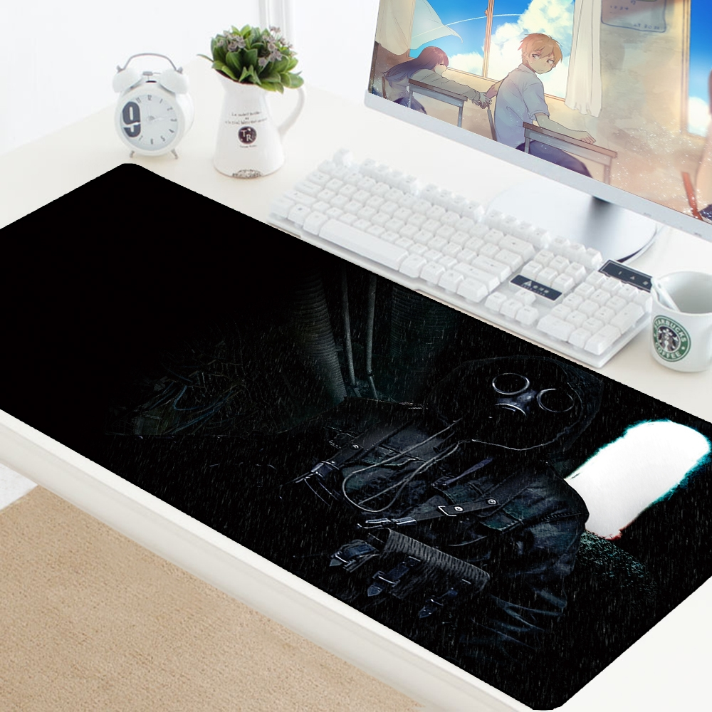 Escape from Tarkov Mouse Pad Big Gamer Play Mats Computer Gaming Accessories XL Large Mousepad Keyboard Rubber Games pc Desk Pad 2