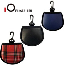Clip-Hook-Belt Cleaner Golf-Ball Portable Kids New Black Washer Blue Pouch-Bag Fit Colors
