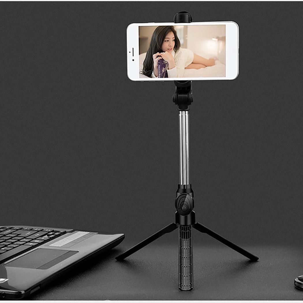 Портативный Складной Штатив Монопод Палка Для Селфи Bluetooth С Беспроводной Кнопкой Спуска Затвора Selfie Палка