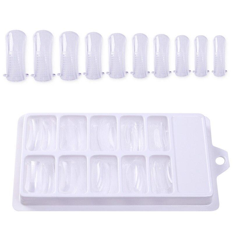 Poly Gel Set Polygel Kit Nail Extend Builder UV LED Manicure Hard Thick Gel 15ml with mini LED Lamp 6