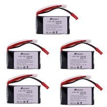 7.4V 2S lipo Battery For Wltoys V353 A949 A959 A969 A979 k92