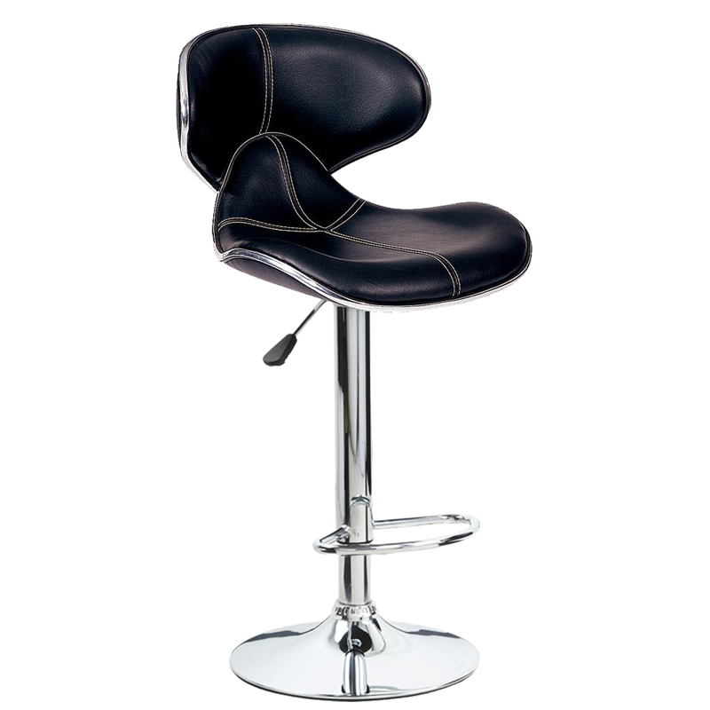 Bar Chair Modern Minimalist Lift Creative Commercial Furniture Artificial Leather Cadeira  Taburete Light Extravagant