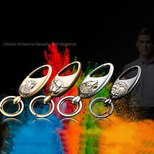 Auto Styling Animal Car Keychain LED Light Key Ring Pendant for Opel Astra H Subaru Forester Renault Megane 2 Mazda 6 Volvo цена