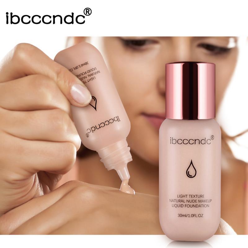 30ML увлажняющее масло Управление Жидкая основа для макияжа основа для лица тональный крем, маскирующий длительный МАКИЯЖ тон кожи основа