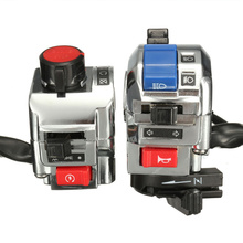 Control-Switch Motorcycle-Accessories Engine Turn-Light Integrated-Horn Universal Start