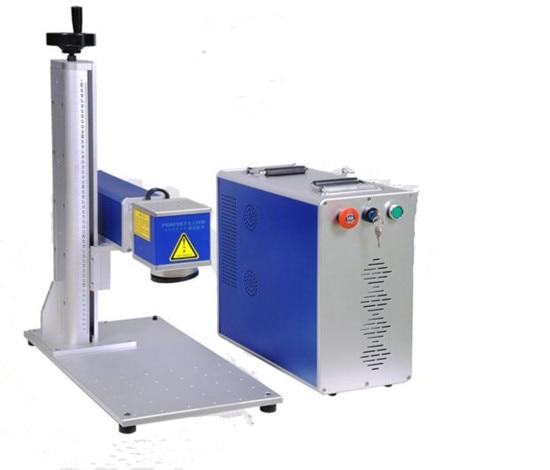 Vendita diretta in fabbrica 20W macchina per marcatura laser per - Attrezzature per la lavorazione del legno - Fotografia 4